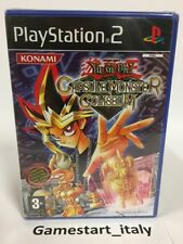 YU-GI-OH! CAPSULE MONSTER COLISEUM - PS2 - NUOVO SIGILLATO - NEW PAL YU GI OH