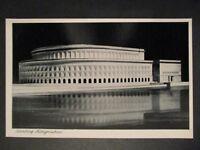 Nuremberg Germany Model of the Kongresshalle RPPC Real Photo Postcard
