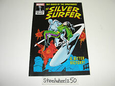 Silver Surfer #11 Comic Marvel Legends REPRINT Series V 5 Stan Lee John Buscema