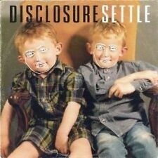 new DISCLOSURE Settle (CD, 2013) [14 TRACKS] JESSIE WARE