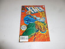 The UNCANNY X-MEN Comic - Vol 1-  No 321 - Date 02/1995 - Marvel Comic Inc Cards