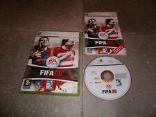 Jeu XBOX360 PAL Fr (Version Française): FIFA 08 - Complet