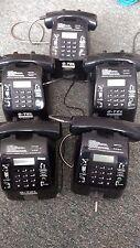 G-Tel Enterprises, Inc. Lock-Up Banker Payphone Lot of 5
