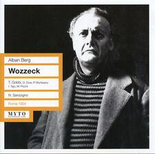 Nino Sanzogno, A. Berg - Wozzeck [New CD]