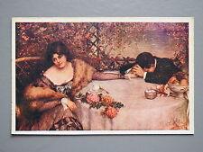 R&L Postcard: Olio Procede Brevete de la Maison, L Ridel