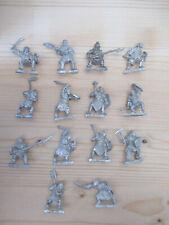 Games Workshop Citadel Lord of the Rings Lotr Mordor Orc Warriors Metal