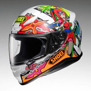 Shoei NXR Stimuli TC2 Motorcycle Helmet Size Medium