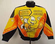 HONEY NUT CHEERIOS JACKET YOUTH LARGE CARTOON JACKET NEW HONEY BEE HAPPY CEREAL