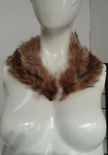 "MINT RACCOON RACOON FUR COLLAR WRAP SCAF WOMEN WOMAN SIZE 3"" X 24"""