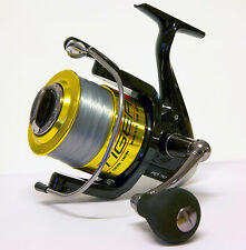 7+1 BB TIGER 870 FIXED LARGE SEA FISHING BEACH PIER REEL 30LB LINE LINEAEFFE