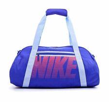 Nike Gym Club Retro Duffel Bag Holdall Classic Yoga Shoulder Bag Travel Kit Bag