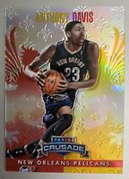 2013-14 Crusade Anthony Davis #250 2nd Year - Lakers 253/349