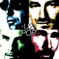 U2 Pop CD 1997 Discoteque/Staring At The Sun/Last Night On Earth/Please/Mofo+