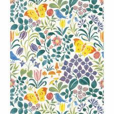 V&A Voysey Spring FlowersBlank Greeting Card with Envelope