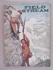 Field & Stream Magazine - January, 1919 ~~ Field and Stream