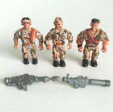 Military Muscle Men Soldiers O.S.F.T.M. Vintage 1993 - Desert Set 1