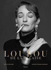 Loulou de la Falaise-ExLibrary