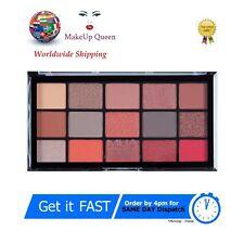 MUA Pro Eyeshadow Palette Fire Vixen