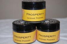 Prosperity Traditional Powder Incense Powder, Metaphysical 20 Grams (1) Jar