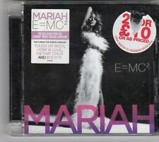 (ES782) Mariah, E=MC² - 2008 CD