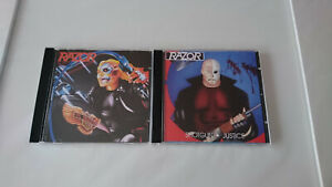 Razor 2CD Set / Evil Invaders Shotgun Justice /