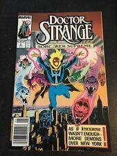 Doctor Strange,Sorcerer Supreme#2 Incredible Condition 9.4(1994)Inferno Dormammu