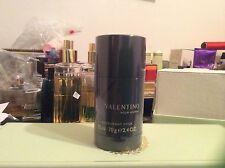 V Valentino Pour Homme Perfume Deodorant Stick 75Ml New Men He Sealed 2.5fl.oz