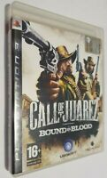 Call of Juarez Bound in Blood - PlayStation 3 Ps3