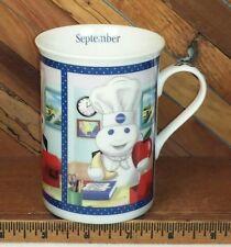 Pillsbury Doughboy September 2001 The Danbury Mint Collector Mug