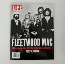 Fleetwood Mac Life Magazine 2015 Special Edition Vol 15 Together Again