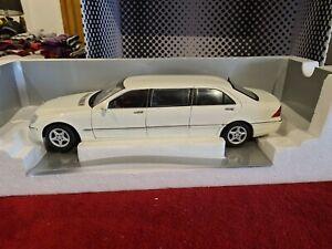 Sun Star 1/18 Mercedes-Benz S-class Pullman