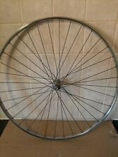 Raleigh / Mallard 27 x 1 1/4 Racer / Road  Vintage Front Wheel + DELIVERY