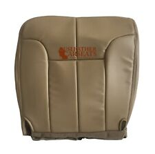1994-1997 Dodge Ram 1500 2500 Laramie Passenger Side Bottom Vinyl Seat Cover Tan