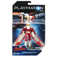 """MARVEL Avengers Falcon 6"""" Smart Figure By Hasbro Playmation Powered By Disney"""