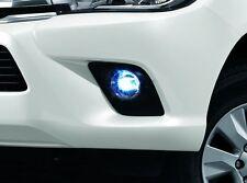 GENUINE TOYOTA CAR ACCESSORIES HILUX REVO 2015-2018 LED FOG LIGHT W/ HARNESS SET
