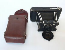Appareil Photo ANSCO Vest Pocket N°22 + sacoche, 1910 - 1916, collection, US