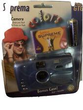 Suprema Mini Gtg 35 Mm Manual Flash Camara With Bunus Case