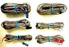 Samsung ht-xa100t / ht-thx25r / ht-z310r câbles de haut-parleur x 6