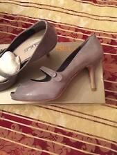scarpe AUTRE CHOSE  ORGINALI TG 38,5 COLRE GRIGIO, PELLE LUCIDA lavanda