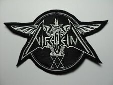 NIFELHEIM     EMBROIDERED PATCH