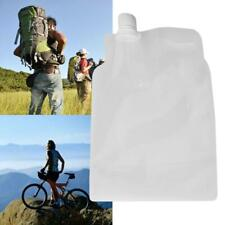 Portable Collapsible Drinking Water Bag Outdoor Camping Water Carrier Container