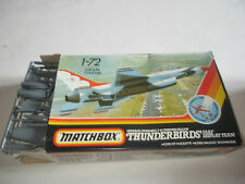 F-16B THUNDERBIRDS KIT MONTAGGIO MATCHBOX PK-122 SCALA 1:72