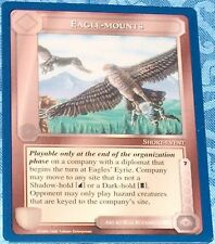 MECCG CCG Middle-earth Eagle-mount The Wizard Unlimited TWUL MINT