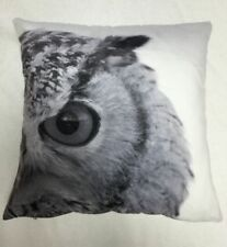 Animal Print Owl Animals & Bugs Decorative Cushions