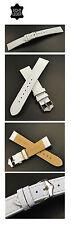 - Vera Pelle Bracciale orologi 24 mm, acciaio daccordo, in bianco