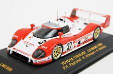 Toyota TS010 #37, Raphanel 1993 24h Le Mans Racing Car, IXO LMC055 Diecast 1/43