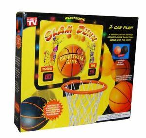EP Slam Dunk Basketball Game
