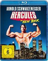 HERCULES IN NEW YORK (BLU-RAY) - SCHWARZENEGGER,ARNOLD   BLU-RAY NEUF