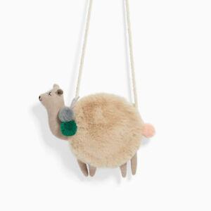Alpaca Llama Bag 2019 NEW Fashion Lovely animal school Crossbody Handbag ins Hot