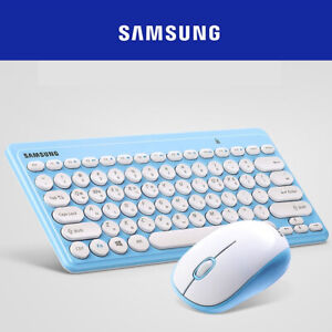 SAMSUNG Wireless Mini Keyboard Mouse Set SRP-9600U Superior Performance Reliable